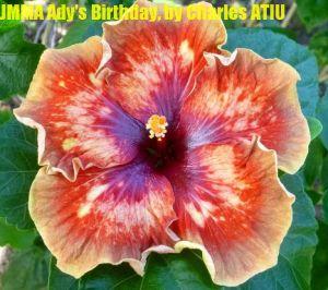 10 JMMA  Ady's Birthday